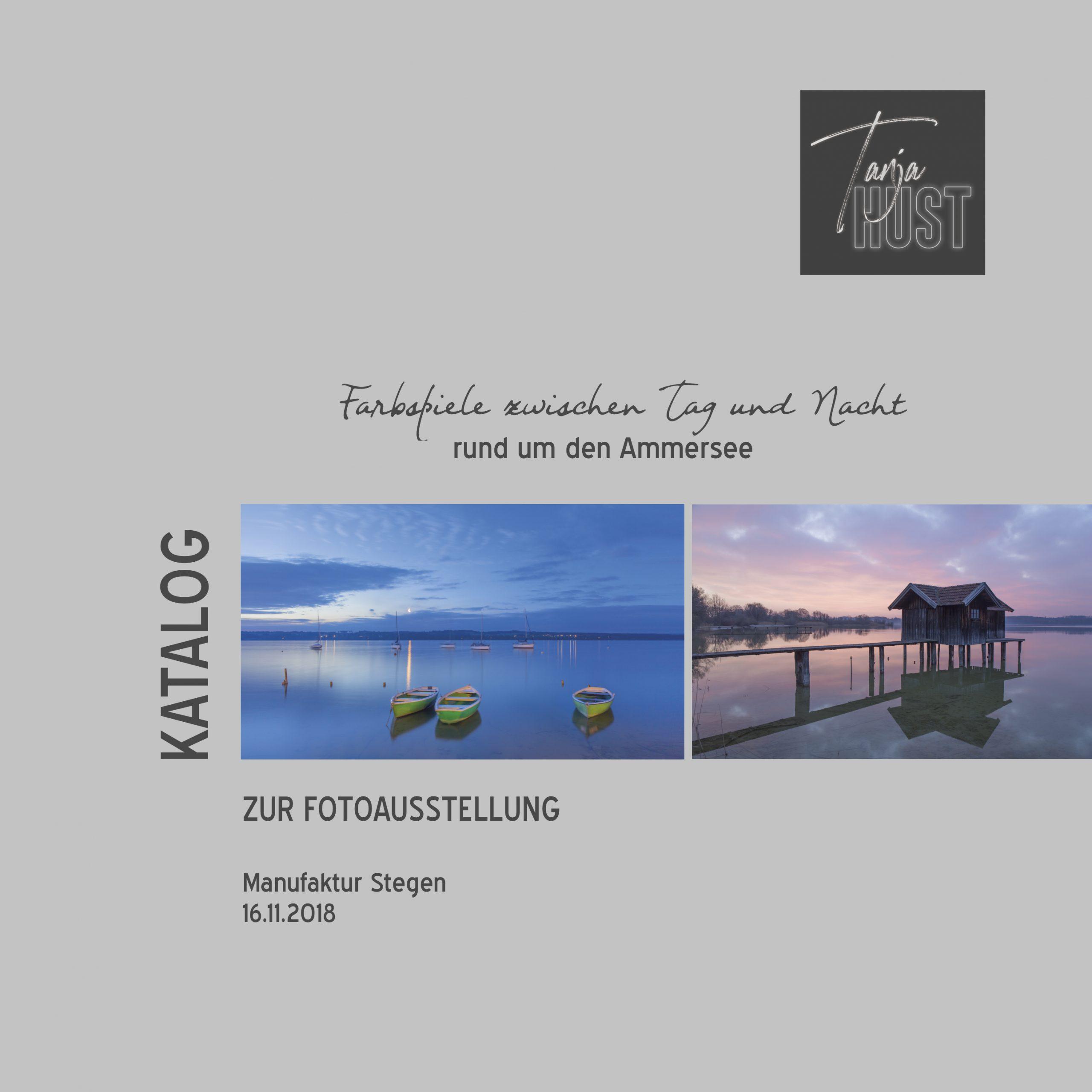 """Film über die Ausstellung """"Farbspiele zwischen Tag und Nacht"""""""